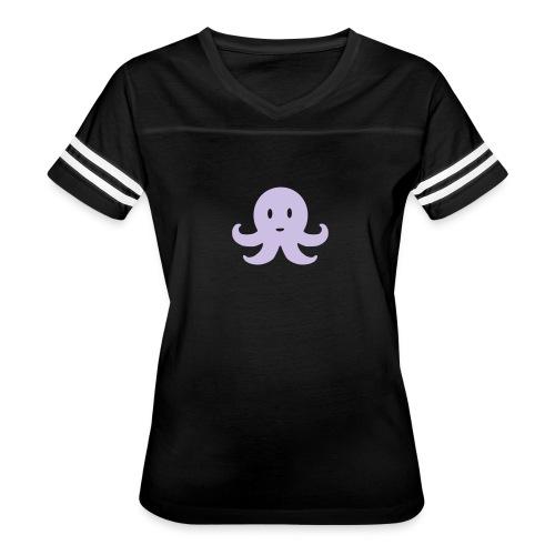 Cute Octopus - Women's Vintage Sport T-Shirt