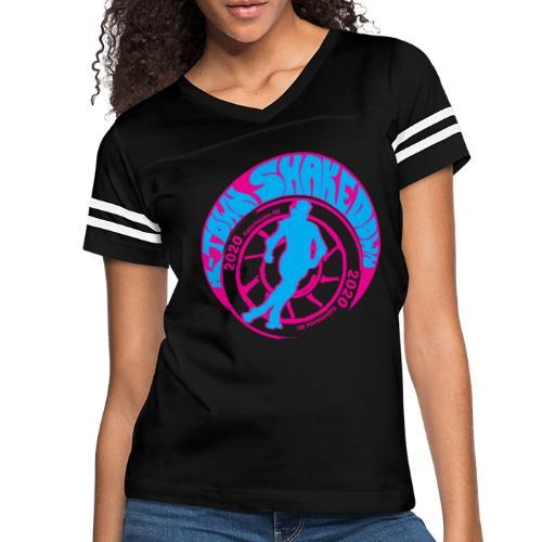 K-Town 2020 CyanSolo - Women's Vintage Sport T-Shirt
