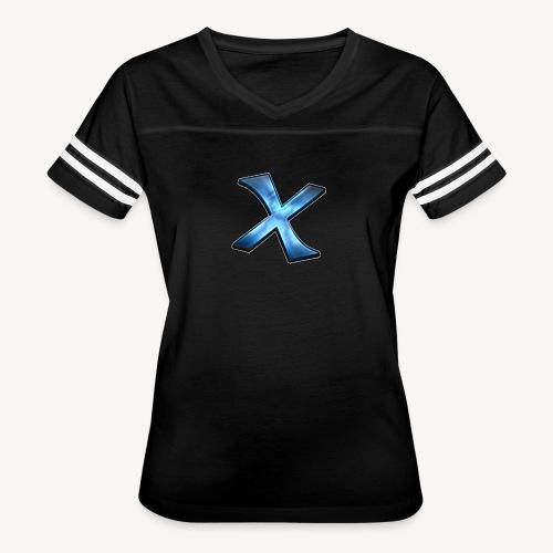 Predrax Ninja X Exclusive Premium Water Bottle - Women's Vintage Sport T-Shirt
