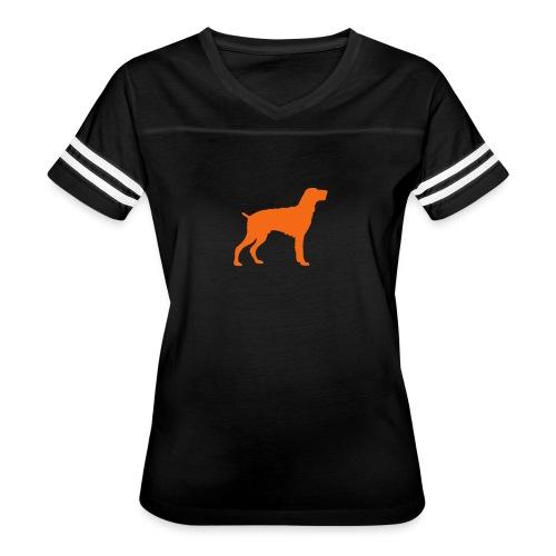 German Wirehaired Pointer - Women's Vintage Sport T-Shirt