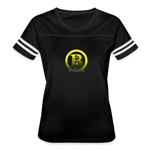 BFMWORLD - Women's Vintage Sport T-Shirt