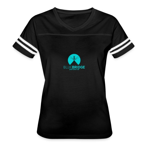 Blue Bridge - Women's Vintage Sport T-Shirt