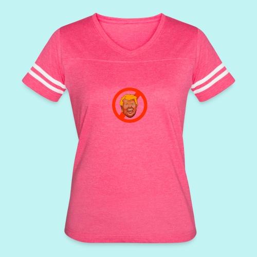 Dump Trump - Women's Vintage Sport T-Shirt