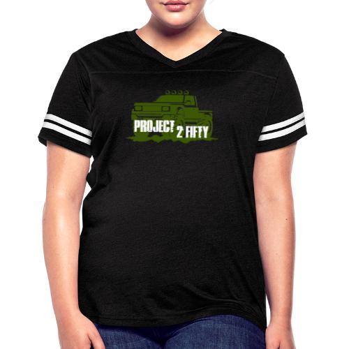 Project 250 - Women's Vintage Sports T-Shirt