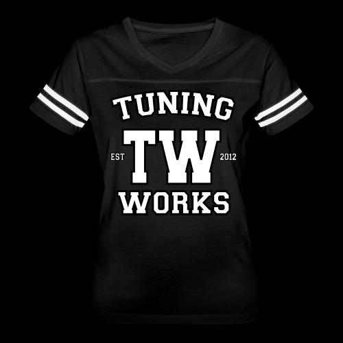 University - Women's Vintage Sports T-Shirt