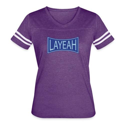 White LaYeah Shirts - Women's Vintage Sport T-Shirt
