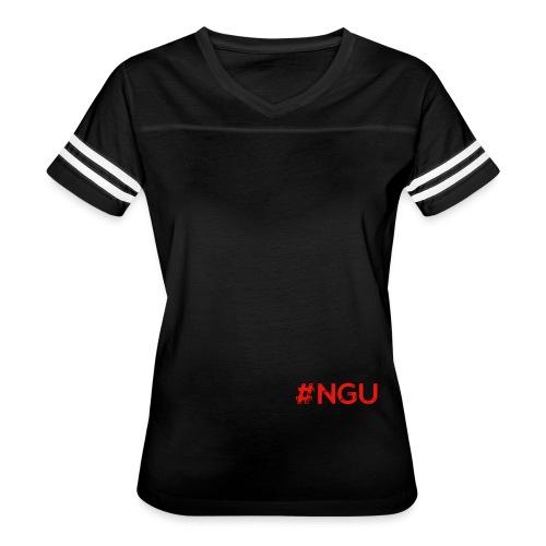 logo 12 final - Women's Vintage Sport T-Shirt