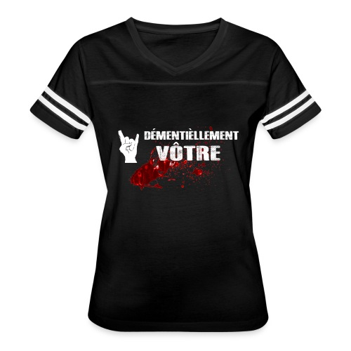 2017logo4000px - Women's Vintage Sport T-Shirt