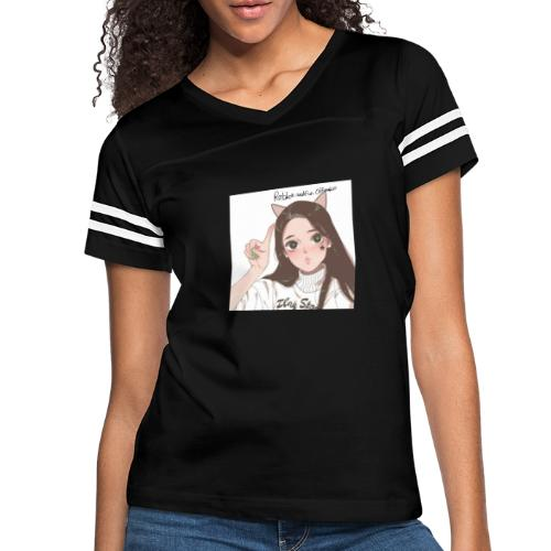 tiktok merch - Women's Vintage Sports T-Shirt