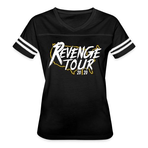 Pittsburgh Revenge Tour 2020 - Women's Vintage Sport T-Shirt
