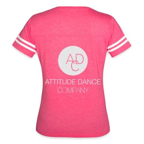 ADC Logo - Women's Vintage Sport T-Shirt