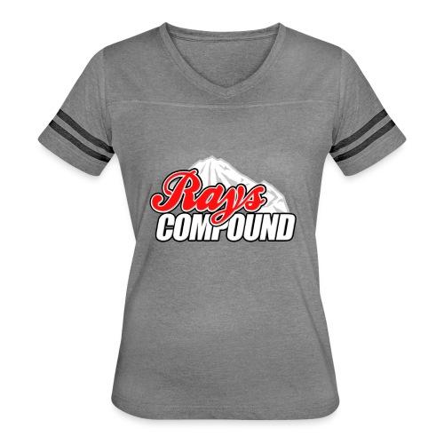 Rays Compound - Women's Vintage Sport T-Shirt