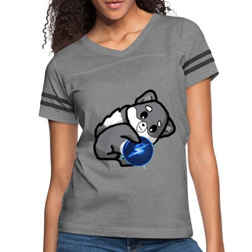 Eluketric's Zapp - Women's Vintage Sport T-Shirt