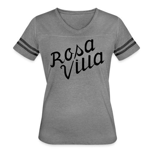 rosa villa - Women's Vintage Sport T-Shirt
