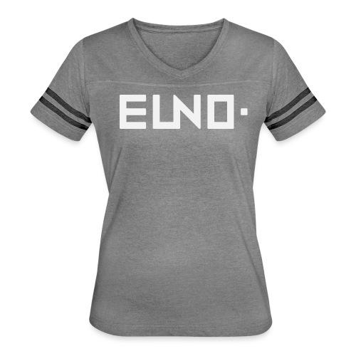 EUNO Apperals 3 - Women's Vintage Sport T-Shirt