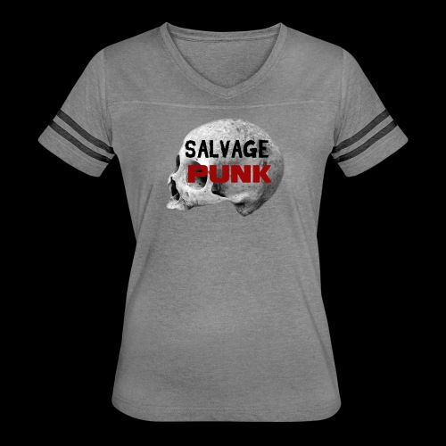 Salvage New Shirt plain - Women's Vintage Sport T-Shirt