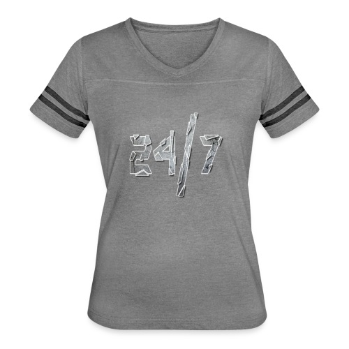 24/7 with ABG - Women's Vintage Sport T-Shirt