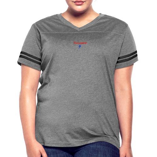 True Legend Design - Women's Vintage Sports T-Shirt