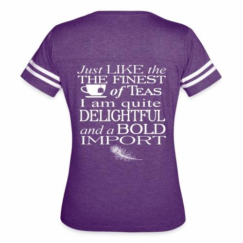 Bold Import - Women's Vintage Sport T-Shirt