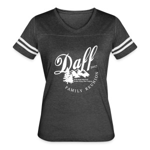 Daff Family Reunion - Women's Vintage Sport T-Shirt