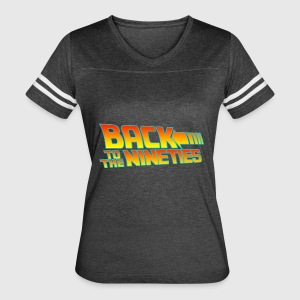 Back to the 90s - Women's Vintage Sport T-Shirt