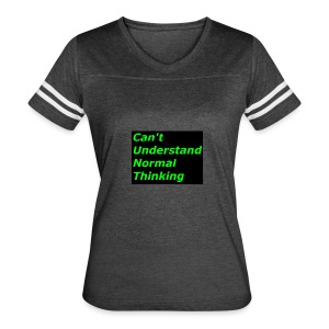 what C*** stands for - Women's Vintage Sport T-Shirt