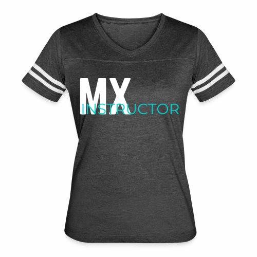 MX Gym Minimal Hat - Women's Vintage Sport T-Shirt
