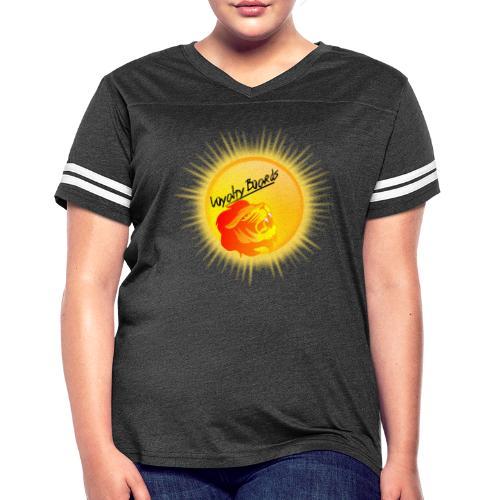 LoyaltyBoardsNewLogo 10000 - Women's Vintage Sport T-Shirt