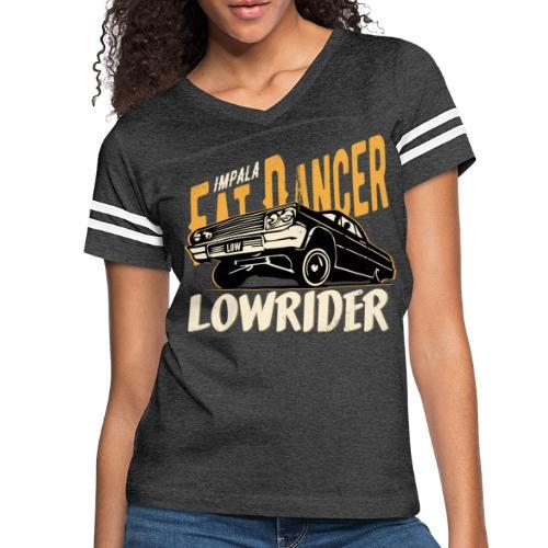 Chevy Impala - Fat Dancer - Women's Vintage Sports T-Shirt