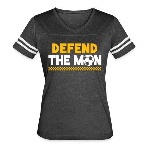 Defend The Mon - Women's Vintage Sport T-Shirt