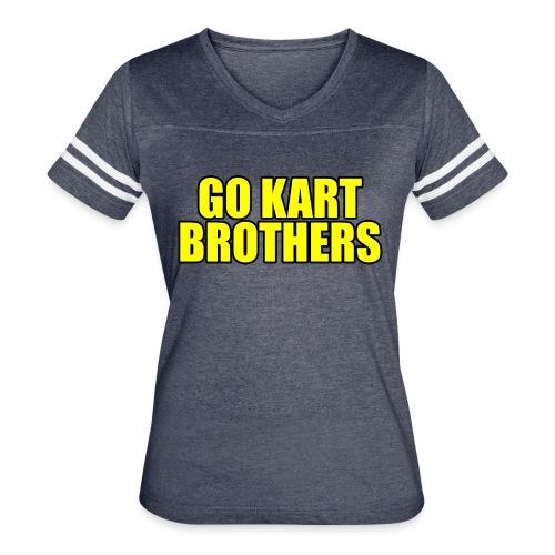 STACK3 - Women's Vintage Sports T-Shirt