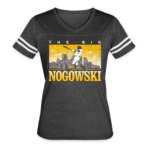 The Big Nogowski - Women's Vintage Sport T-Shirt