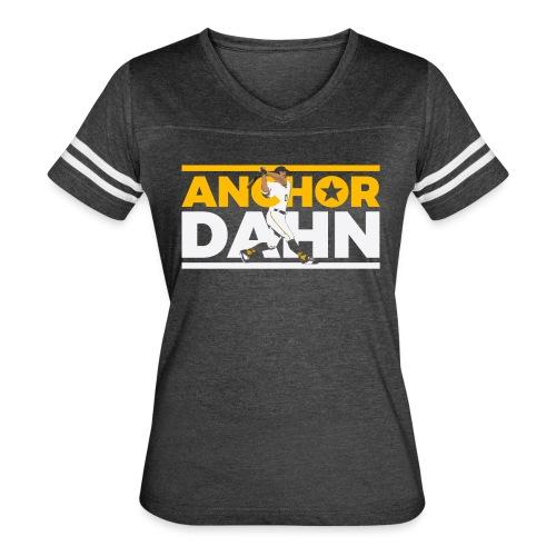 Anchor Dahn - Women's Vintage Sport T-Shirt