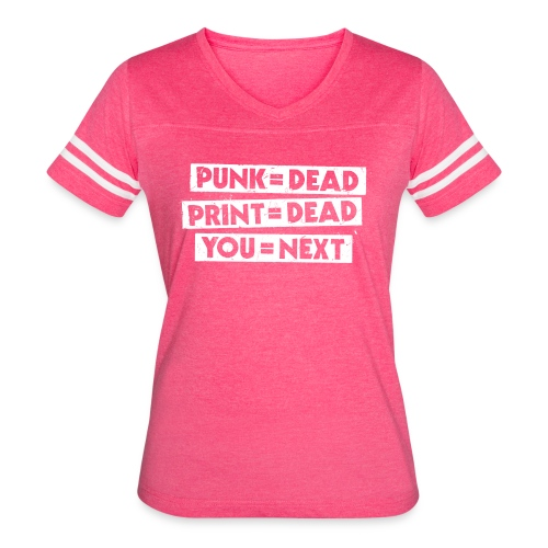You = Next - Women's Vintage Sport T-Shirt