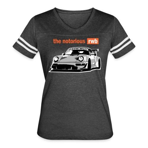 Notorious RWB - Women's Vintage Sport T-Shirt