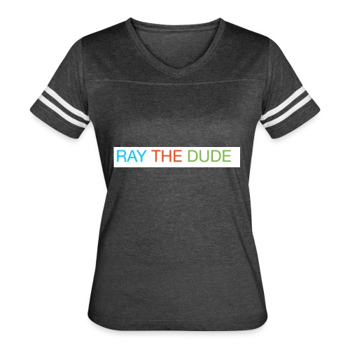 Ray - Women's Vintage Sport T-Shirt