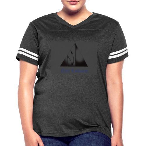 Grey Logo - Women's Vintage Sport T-Shirt