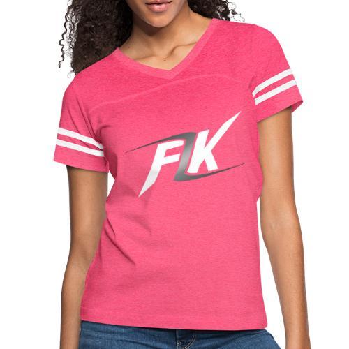 Flash (White) - Women's Vintage Sport T-Shirt