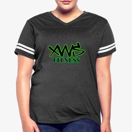 XWS Fitness - Women's Vintage Sports T-Shirt