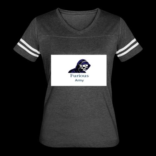 savage hoddie - Women's Vintage Sport T-Shirt