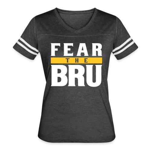 Fear the Bru - Women's Vintage Sport T-Shirt