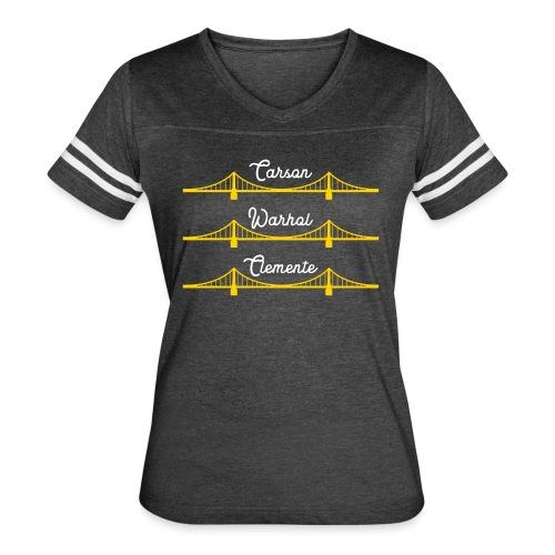 Sister Bridges - Women's Vintage Sport T-Shirt