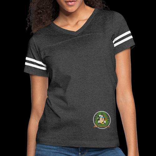 Archigantegou Logo Color - Women's Vintage Sport T-Shirt