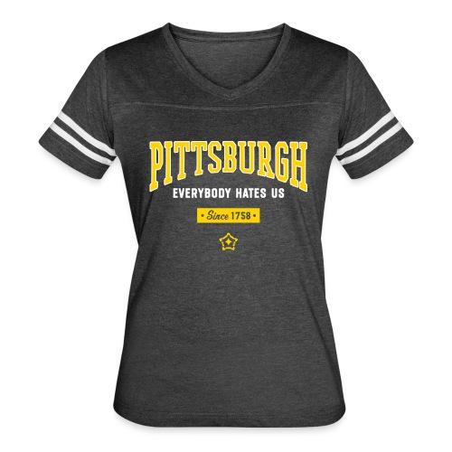 hates 3 - Women's Vintage Sport T-Shirt