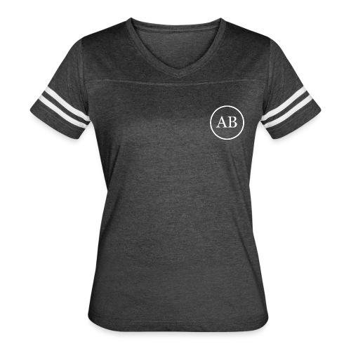 AB - Women's Vintage Sport T-Shirt