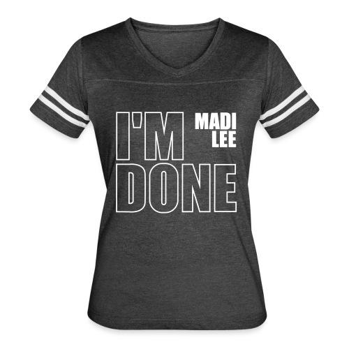 madilee1color - Women's Vintage Sport T-Shirt