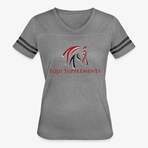 Équi Suppléments - Women's Vintage Sports T-Shirt