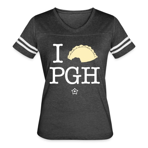 I pierog PGH_2 - Women's Vintage Sport T-Shirt
