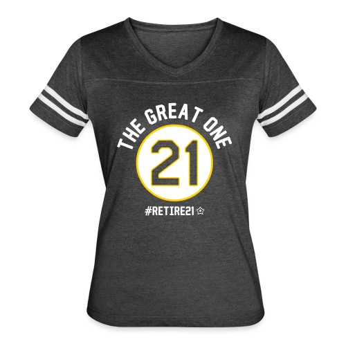great21 - Women's Vintage Sport T-Shirt