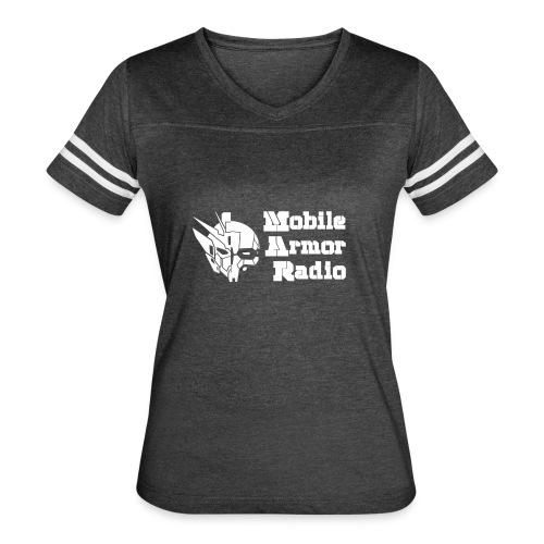 MAR1 White - Women's Vintage Sports T-Shirt